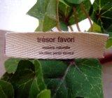 [15×60]綾・tresor favori(グレーベージュ)