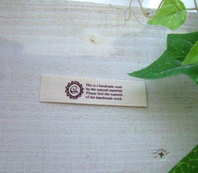 画像1: [15×60]綿 平織り・アンティークモチーフ