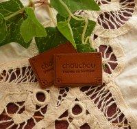 [24×34]革・フレンチchouchou(チョコ茶)
