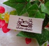 【HAPPY!】[20×50]綿平・うさぎとくまさんのケーキ柄chouchou