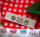 【HAPPY!】[12×50]綿平・ひよこhug