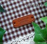 【卸・受注生産】[15×40]革・フレンチCuddly(チョコ茶)200枚